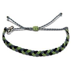 Stoppt den Wildtierhandel geflochten - Weltfreund Armbänder Charity, Personalized Items, Bracelets, Jewelry, Make A Donation, Wild Animals, Braid, Jewlery, Jewerly