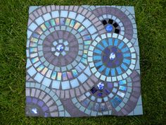 mosaic stepping stone | LeaMosaics | Flickr