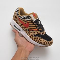 "the latest 767f0 940b8 Atmos x Nike Air Max 1 ""Animal Pack"" 2.0 AQ0928-700 Air Max"