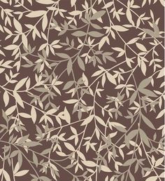 """Easy Change or """"Renter's"""" Wallpaper by Sherwin Williams to cover a white wall."""