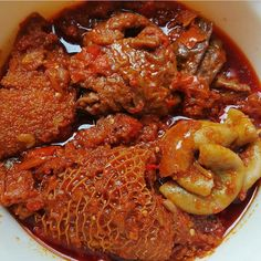 What a stew😘😘 So tell me what is this stew best used with? Or mention your best combo if its not there. Jamaican Cuisine, Jamaican Recipes, Nigeria Food, Cameroon Food, Nigerian Soup Recipe, African Stew, Ghanaian Food, Haitian Food Recipes, Western Food