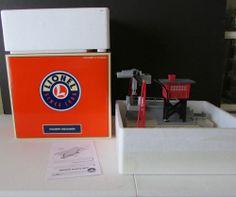 New? Lionel 6-37952 #346 Culvert Unloader Animated Building