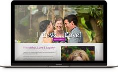 Our Work - Falconics Web Design, Website Design, Graphic Design, Website Software, Client, Loyalty, Helping People, Social Media Marketing, Love Story