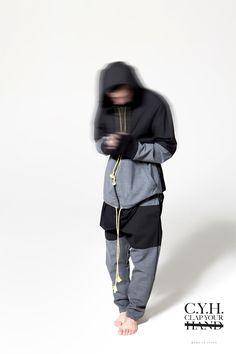 Cool wool Jacket Insert contrast Pant Cool wool