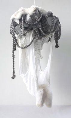Nina Lola Bachhuber | Sculpture | Untitled (Homuncula)