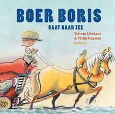 Boer Boris gaat naar zee Lesidee juf Anke