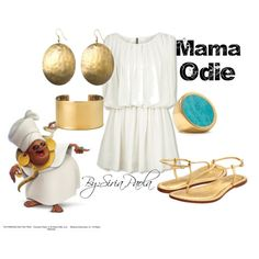 Mama Odie (The Princess and the Frog)