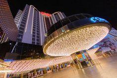 Plaza Las Vegas. Plaza Hotel Las Vegas, Las Vegas Hotels, Opera House, Clouds, Hotels In Las Vegas, Opera, Cloud