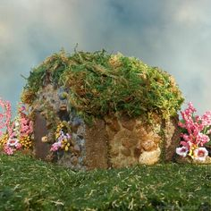 Pippin Fairy House Side