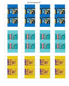 Download 130 Dollhouse Printables Pets Ideas Dollhouse Printables Doll House Pets Miniature Printables