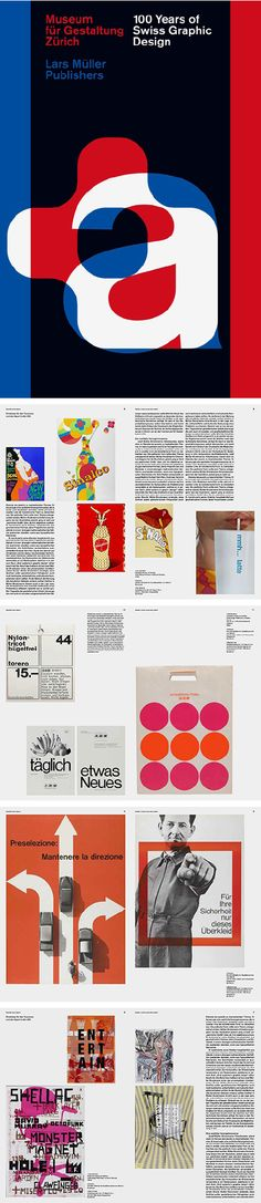 100 Years of Swiss Graphic Design - Counter Print
