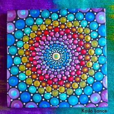 Image result for dot mandala painting