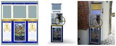 Ražba mincí a medailí. Mincovní atrakce — Процесс подготовки автомата к размещению — СОТРУДНИЧЕСТВО