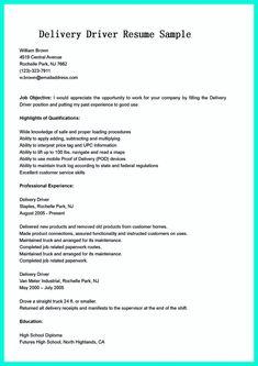 school bus driver resume sample