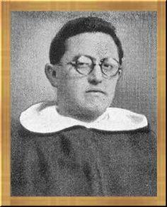 JOSÉ MARÍA MURO SANMIGUEL Religieux né à Tarazona, Zaragoza, le 26 octobre 1905 martyrisé à Castelserás, Teruel , le 30 juillet 1936