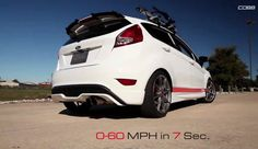 Ford Fiesta ST tuning by Cobb