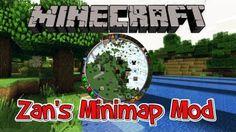 Minecraft Forge Minecraft Mods - Voxelmap para minecraft 1 10 2