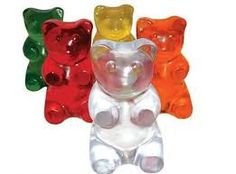 I love these gummi bear nightlights because besides being so cute, they come in a variety of different colors so your child can pick his favorite, and at just $28 you can afford to buy two! The cutest feature of these though is that with a squeeze of his belly, a built-in LED light will provide a sweet glow of ambient candy colored light. Buy them at Uncommon Goods.