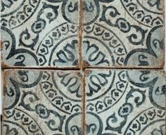 right pattern, wrong colors for master bath floor.  love tabarka tile