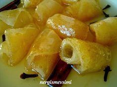 Limon kabuğu reçeli nasıl yapılır   Limon kabuğu reçeli tarifi        Kuşadası'nda kuzenimizin yazlığının bahçesinden yazın topladığımı... French Toast