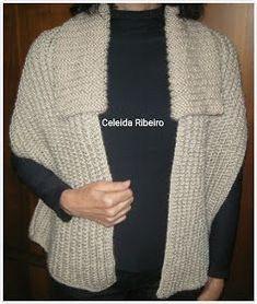 Celeida Ribeiro: Estola!