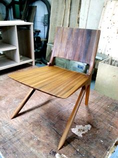 reed chair reverse