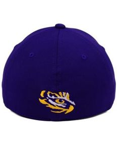 Top of the World Lsu Tigers Fallin Stretch Cap - Purple S/M