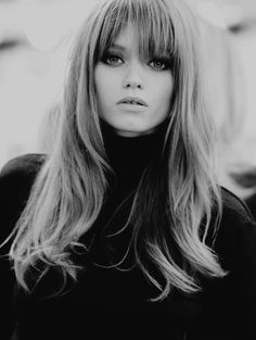 Abbey Lee - channeling Jane Birkin
