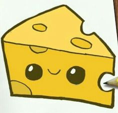 Kawaii Cheese