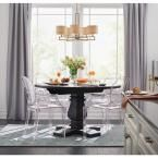 Clear Arm Chair FMI1130-CLEAR at The Home Depot - Mobile