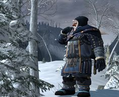 Cosmetic Lotro - Encroaching Winter