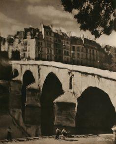 Paris. Transfiguration, ca 1951, Albert Monier. (1915 - 1998)