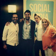Ontem terminou o Social Media Day - Portugal com grande humor e com a L4D Web Agency sempre em grande ;)  Hugo Sousa já sabes, dá-lhe no #Instagram forte e feio e vai ser sempre a abrir.
