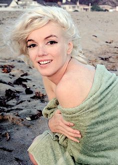 MM photographed by George Barris