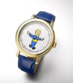 via Insanelygaming om Tumblr - Fallout watch  #fallout #gaming #gear