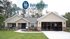 Take a virtual tour of the Ryleigh by Highland Homes - a Florida new home designed for your life! The Ryleigh boasts sq. of modern open living space and includes 3 bedrooms, 2 baths, 2 car garage and a covered lanai.