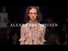 Alexander McQueen | Spring/Summer 2016 | Runway Show