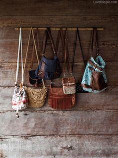 Purse hanger girly home decor organization purses