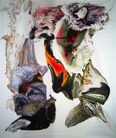 I Wayan Sudarsana Yansen. Painting, 150cm x 120cm oil on canvas.