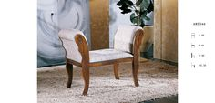 Klasszikus ülőpad - www.montegrappamoblili.hu Wingback Chair, Accent Chairs, Dining Chairs, Furniture, Home Decor, Upholstered Chairs, Decoration Home, Room Decor, Wing Chairs