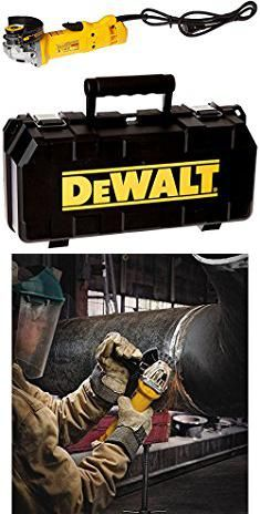 Dewalt Dw402. DEWALT DWE402K 4-1/2-Inch 11-Amp Angle Grinder Kit.  #dewalt #dw402 #dewaltdw402 Dewalt, Grinder, Home Tools, Kit, Shopping, Fishing