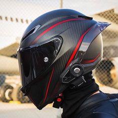 Rate this helmet .Via Bewerte diesen Helm ! Sport Bike Helmets, Agv Helmets, Motorcycle Helmet Design, Full Face Motorcycle Helmets, Racing Helmets, Motorcycle Style, Biker Style, Motorcycle Gear, Women Motorcycle