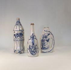 Mario, Vase, Bottle, Design, Home Decor, Decoration Home, Room Decor, Flask