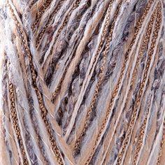 Vlněná příze MarLen hnědošedý melír