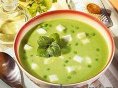 рецепт горохового супа с сыром