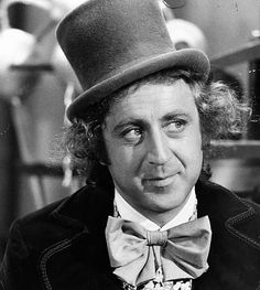 Willy Wonka & the Chocolate Factory - Gene Wilder is wonderful. And you can't beat the original movie. Willy Wonka, Victor Hugo, I Movie, Movie Stars, Movie Theater, Divas, Today Episode, Chocolate Factory, Junior