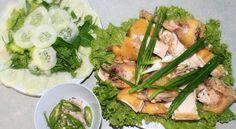 Gà vườn hấp nước mắm ngon tuyệt | Món ngon mỗi ngày | Món ăn ngon | Món ngon Việt Nam