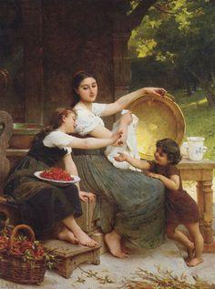 Emile Munier (1840-1895) Jam, 1891