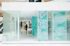 Tiffany Diamond Pavilion by 2x4 , via Behance