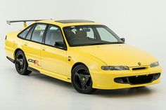 Holden commodore GTS R. Photo from Wheels